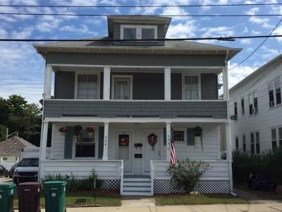Woonsocket Multi Family Home For Sale: 720 Providence Street
