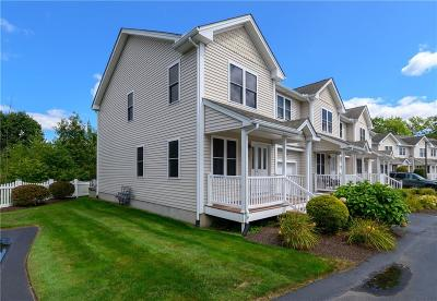 West Warwick Condo/Townhouse Active Under Contract: 67 Silvercup Circle