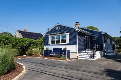 Westerly Single Family Home For Sale: 160 Beach Street