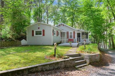 Burrillville Single Family Home For Sale: 104 Bethany Lane