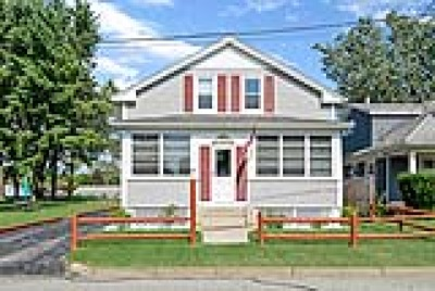Lincoln Single Family Home For Sale: 22 Alexander Street