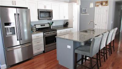 Woonsocket Single Family Home Active Under Contract: 175 Danielle Drive