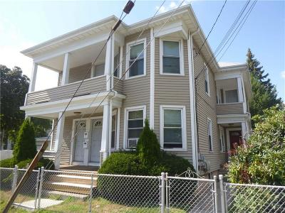 Pawtucket Multi Family Home For Sale: 16 Holland Avenue