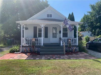 Warwick Single Family Home For Sale: 54 Eton Avenue