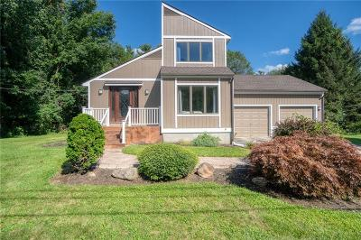 Johnston Single Family Home Active Under Contract: 59 Roger Williams Drive