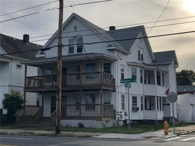 Pawtucket Multi Family Home For Sale: 1280 Newport Avenue