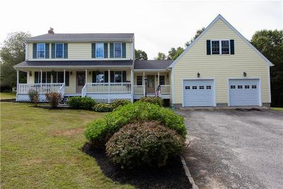 Tiverton Single Family Home For Sale: 41 Crest Road