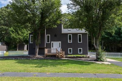 Coventry Single Family Home Active Under Contract: 8 Birchwood Lane