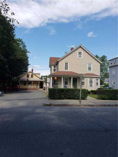 Cumberland Multi Family Home For Sale: 9 Church Street