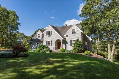 South Kingstown Single Family Home For Sale: 2625 Commodore Oliver Hazard Perry Highway