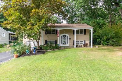 Coventry Single Family Home For Sale: 3 Hopkins Court
