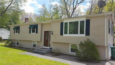 Attleboro Single Family Home For Sale: 100 Devonshire Road