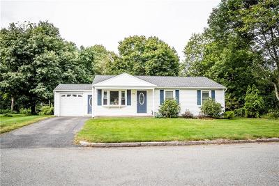 Woonsocket Single Family Home For Sale: 248 Knollwood Drive