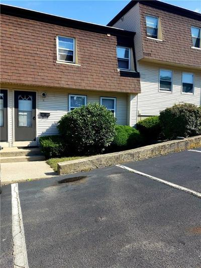 West Warwick Condo/Townhouse For Sale: 1588 Main Street #2
