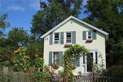 Hopkinton Single Family Home For Sale: 30 Maxson Street