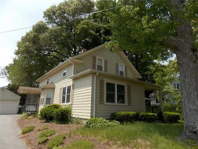 Woonsocket Single Family Home For Sale: 23 Middle Street