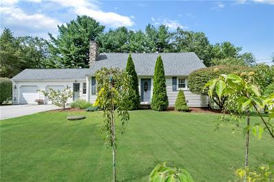 Scituate Single Family Home For Sale: 1 Samuel Stone Road