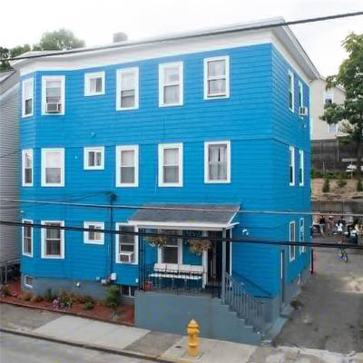 Central Falls Multi Family Home For Sale: 34 Earle Street