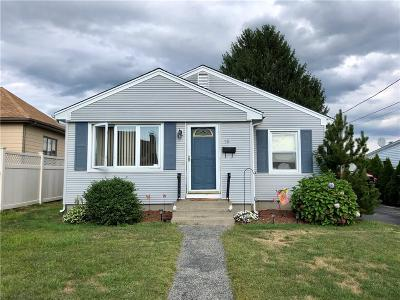 North Providence Single Family Home For Sale: 75 Campbell Avenue