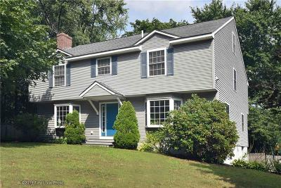 Cumberland Single Family Home Active Under Contract: 101 Sleepy Hollow Drive
