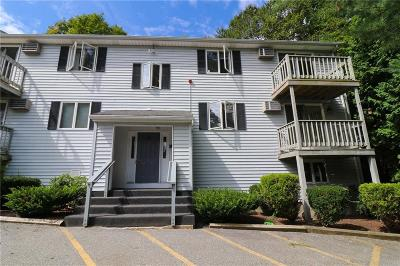 Condo/Townhouse For Sale: 2 Angle Street #8