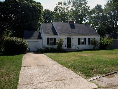 East Providence Single Family Home For Sale: 29 Indian Road