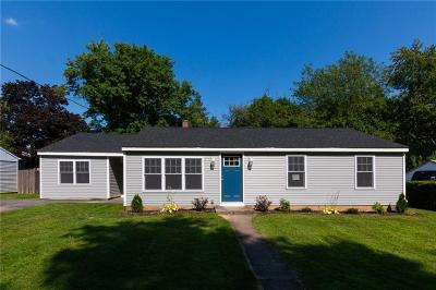 West Warwick Single Family Home Active Under Contract: 31 Dounetos Street
