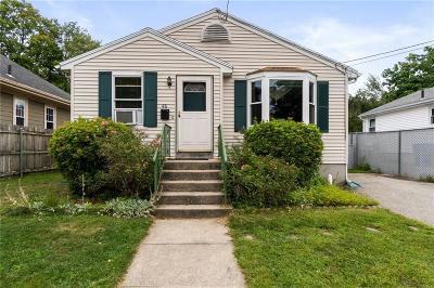 North Providence Single Family Home For Sale: 46 Audubon Avenue