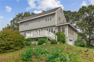Westerly Single Family Home For Sale: 5 Valley Drive