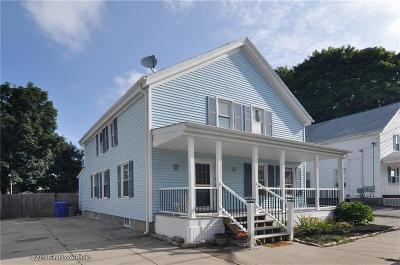 East Providence Single Family Home For Sale: 10 Cushman Avenue