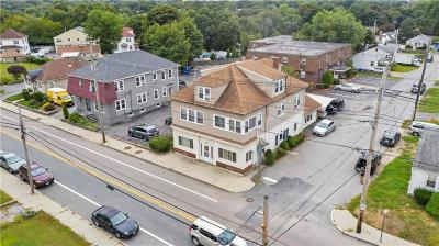 North Providence Multi Family Home For Sale: 1872 Smith Street