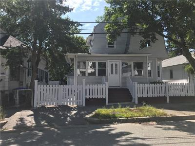 Providence Single Family Home For Sale: 186 California Avenue