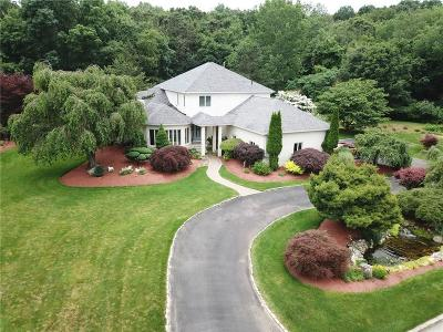 Lincoln Single Family Home For Sale: 17 East Butterfly Way
