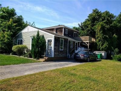 Single Family Home For Sale: 77 Ives Road