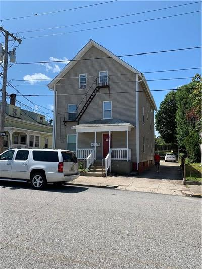 Pawtucket Multi Family Home For Sale: 249 East Avenue