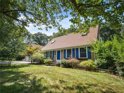 North Kingstown Single Family Home For Sale: 181 Cole Drive