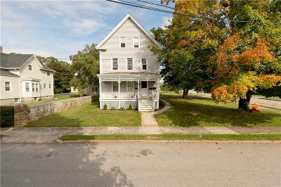 Westerly Multi Family Home For Sale: 1 Summer Street