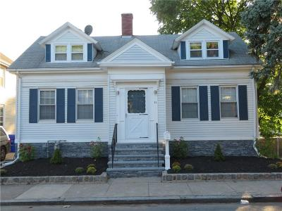 Pawtucket Single Family Home For Sale: 33 South Street