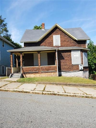 Woonsocket Multi Family Home For Sale: 474 Carrington Avenue