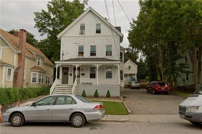 Westerly Multi Family Home For Sale: 29 Newton Avenue