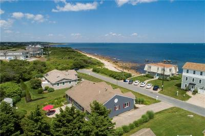 Narragansett Single Family Home For Sale: 50 Major Arnold Road