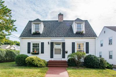 Providence Single Family Home Active Under Contract: 291 Sharon Street