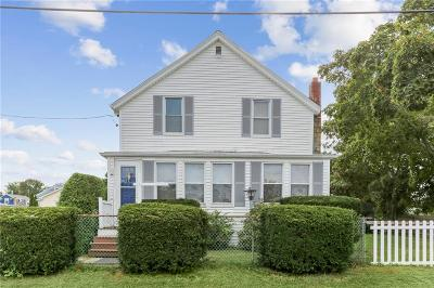 Portsmouth Single Family Home For Sale: 49 Ormerod Avenue