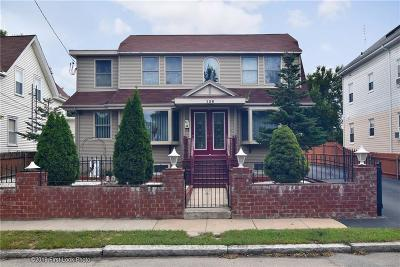 East Providence Single Family Home For Sale: 126 Central Avenue