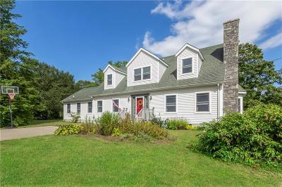 North Kingstown Single Family Home For Sale: 16 Rose Hill Road