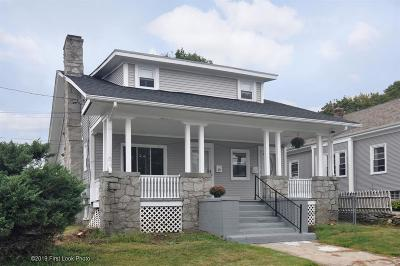 North Providence Multi Family Home For Sale: 35 Sheffield Avenue