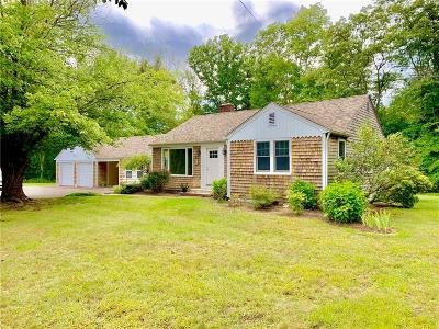 Scituate Single Family Home For Sale: 175 Rockland Road