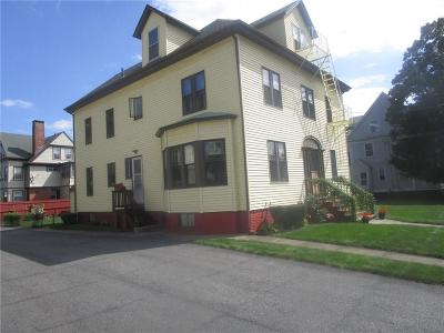 Pawtucket Multi Family Home For Sale: 54 Grove Street