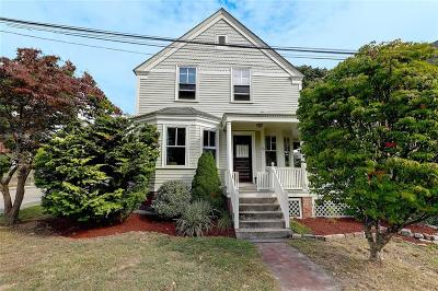 Warwick Single Family Home For Sale: 79 Bayside Avenue