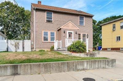 Pawtucket Single Family Home For Sale: 103 Morris Avenue